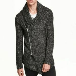 H&M DIVIDED Zip-up cardigan